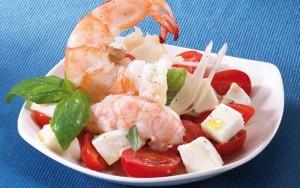 frigomagazine - Insalatina di crostacei al basilico - invernizzi-1