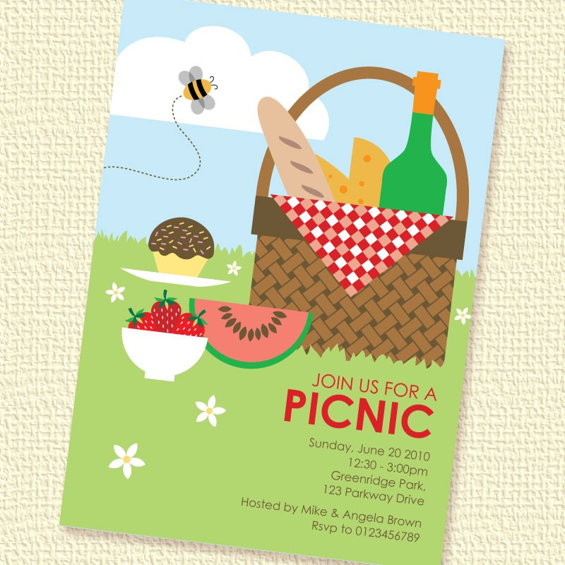 Company picnic flyer template free filmwisefo