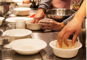 Corsi di cucina per bambini e adulti milano roma torino napoli