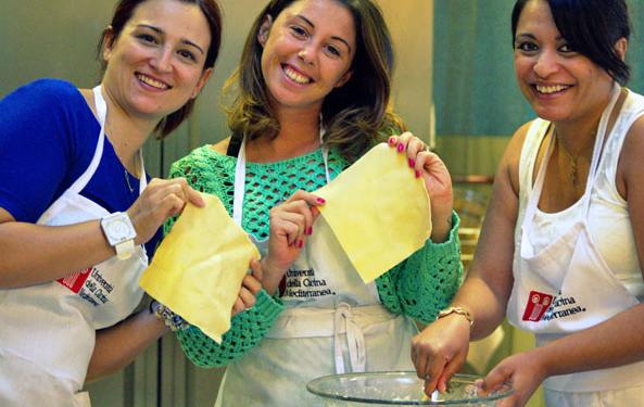 Università della cucina mediterranea frigo magazine