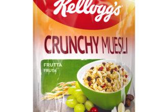 nuovi prodotti Kellogg's