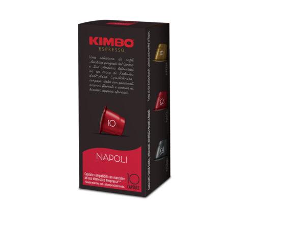 kimbo ha vinto il quality award 2017 con le capsule per Nespresso