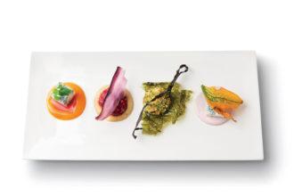 ricetta gorgonzola dop, praline per l'aperitivo, ricetta dello chef antonino cannavacciuolo, ricetta di marca