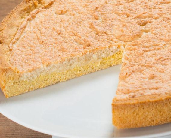 ricette Cameo crostata di mandorle, ricetta per la giornata mondiale della felicità