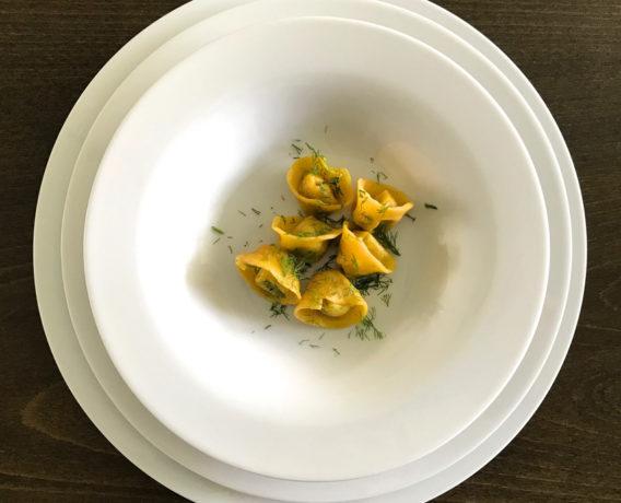 ricetta burro e alici, ricetta dello chef Antonello Colonna