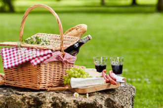 DAL PICNIC ALLO CHIC-NIC, consigli per un picnic très chic