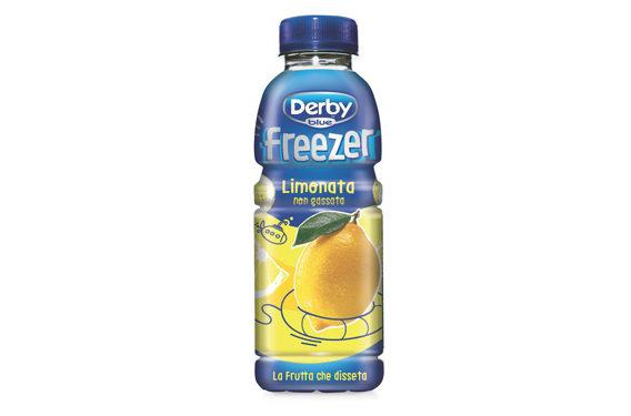 Derby Blue Freezer Limonata, novità estate 2007