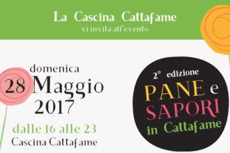 Pane e Sapori in Cattafame, seconda edizione dell'evento food per finanziare la Cascina Cattafame di Ospitaletto, in provincia di Brescia