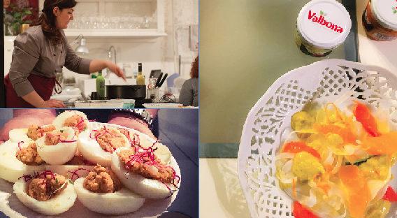 ricette patè Valbona, ricette di Angela Maci per iniziativa Scuola Valbona, scuola di cucina Cookiamo di Villorba