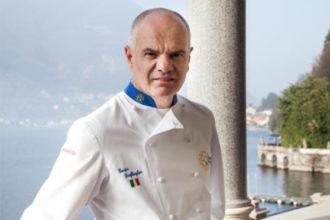 la cena delle stelle, evento con chef stellati sul lago di Como