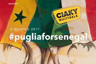 Puglia for Senegal, evento di beneficienza per ospedale per bambini, Galena Chef