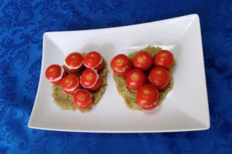 ricetta patè Valbona, ricetta della scuola di cucina e pasticceria Efopass di Napoli, per Scuola Valbona, ricetta di marca su Frigo Magazine