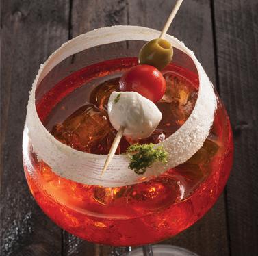 cocktail olio, ricetta di Claudio Sadler per olificio Zucchi