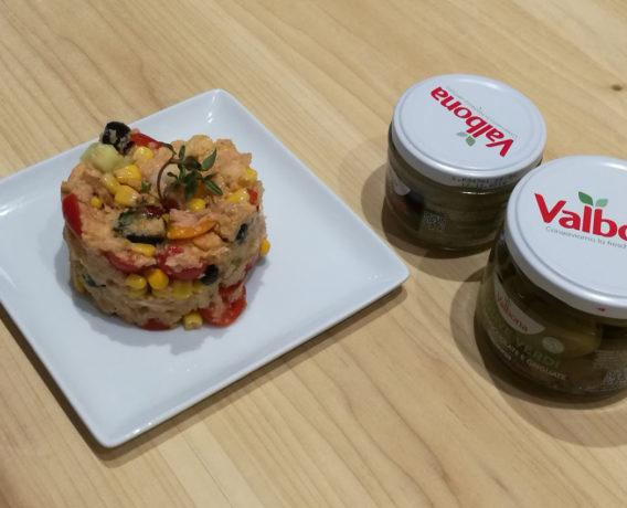 ricetta patè Valbona, panzarella ricca Valbona per Scuola Valbona, ricetta di marca su Frigo Magazine