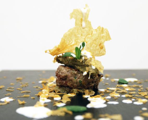 ricetta patè Valbona per iniziativa Scuola Valbona, ricetta di marca, Frigo Magazine