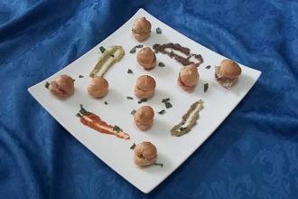 ricetta pesto Valbona, per iniziativa Scuola Valbona, ricetta della scuola di cucina e pasticceria EFOPASS di Napoli