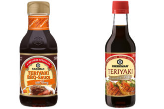Kikkoman teriyaki, due salse da kikkoman, prodotto food, Frigo Magazine