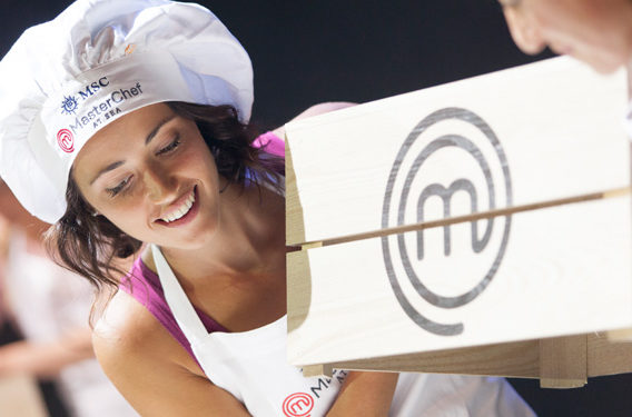 "masterchef va ""in onda"", iniziativa di MSC crociere con MAsterchef, food news Frigo Magazine"
