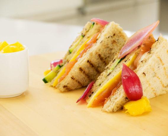 ricetta Morato Pane, ricetta scuola di cucina ReD Academy di Chieti, ricetta di marca Frigo Magazine