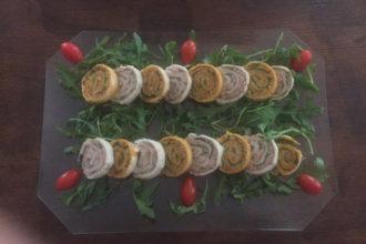 ricette patè Valbona, ruote di pane, Scuola di cucina di Lella, Siena, ricetta di marca Frigo Magazine