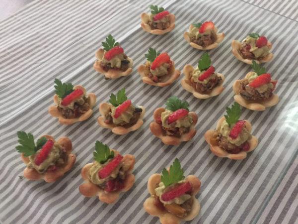 ricette pesto Valbona, ricetta della Scuola di cucina di Lella, Siena, ricetta per Scuola Valbona, ricetta di marca Frigo Magazine
