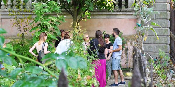 AromanticDay, evento all'Orto Botanico di Padova, con Valbona, imaprare a utilizzare le erbe aromatiche, food events Frigo Magazine