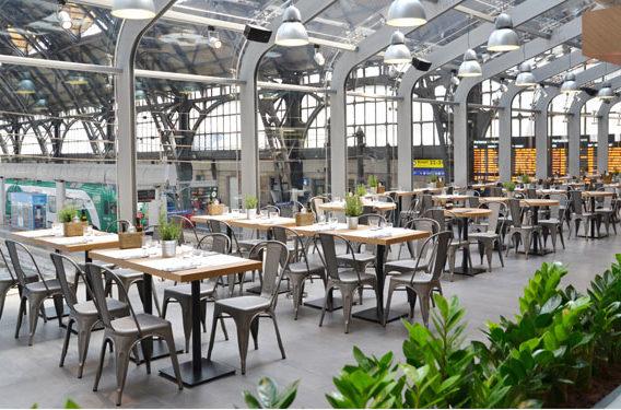 Obicà Centrale, alla stazione Centrale di Milano ha aperto il mozzarella bar Obicà Centrale