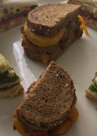 ricette Morato Pane, Tramezzino alla Toscana, ricetta della scuola di cucina Il Salotto di Penelope, ricetta di marca Frigo Magazine