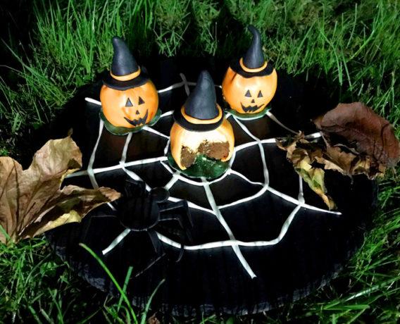 ricetta Le Farine Magiche, ricetta di marca Frigo Magazine per Halloween