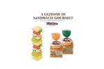 a lezione di sandwich gourmet, iniziativa Frigo Magazine e Morato Pane