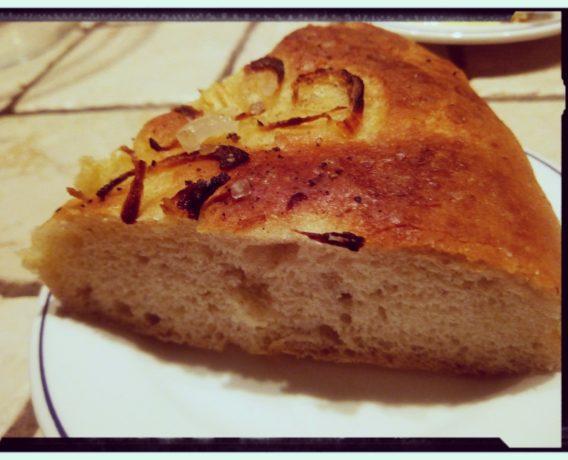 """ricetta Farina Petra, ricetta della scuola di cucina Purple Taste di Roma, iniziativa """"A lezione di farina"""""""