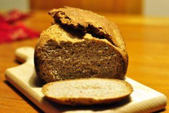 ricetta farina petra, pane integrale, iniziativa A lezione di farina, ricetta di marca Frigo Magazine