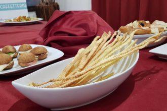 ricetta farina petra, grissini,ricetta scuola di cucina NoiChef di Latina, iniziativa A lezione di farina.