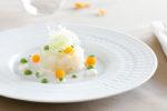 In agosto, alla Terrazza Gallia, gli executive chefs Antonio e Vincenzo Lebano propongono, a chi rimane a Milano, un menù leggero e fresco