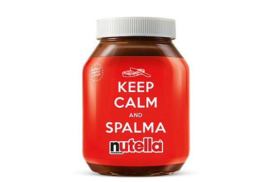 nuova limited edition nutella, utilizza il linguaggio dei meme, rivolta ai millennials