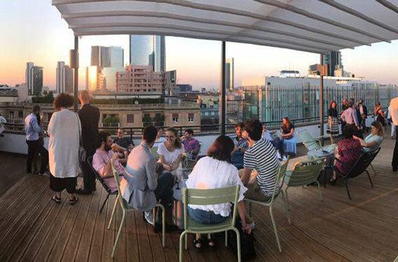 Rooftop di Spaces a Milano, il 6 settembre 2018 degustazione di vini