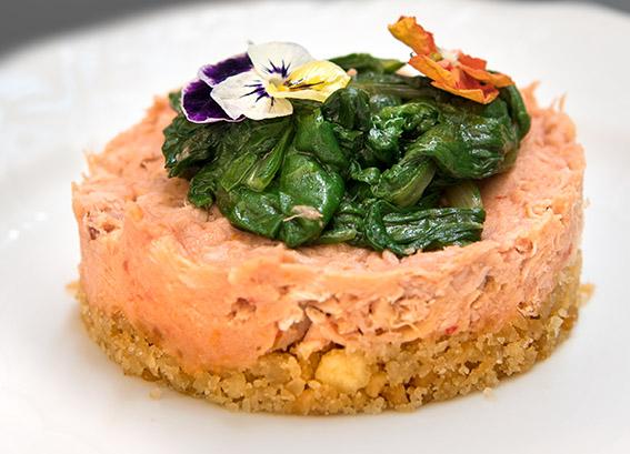 ricetta mareblu, cheesecake di tonno