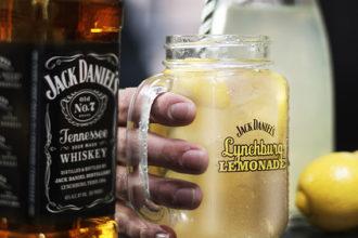 Ricetta Jack Daniel's Tennessee Whiskey, Lynchburg Lemonade