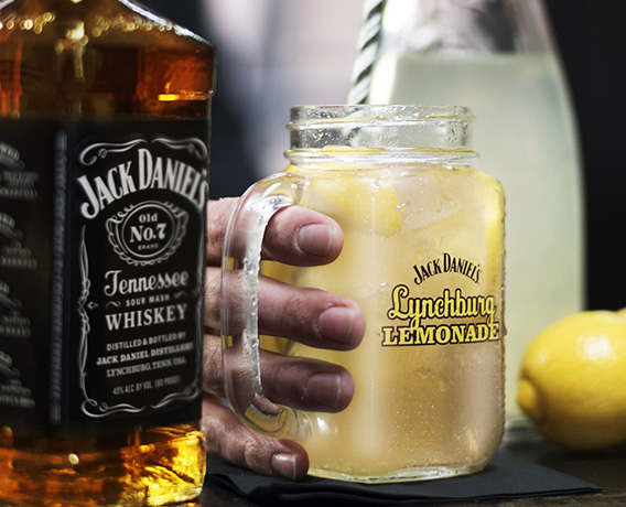 Ricetta Jack Daniel's Tennessee Whiskey, Lynchburg Lemonade