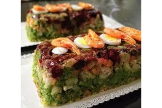 cappon magro, ricetta della scuola di cucina Zen and Cook