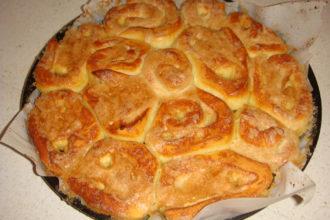 ricetta farina Petra, Buchteln, ricetta della scuola di cucina Il giardino dei sapori per iniziativa #alezionedifarina