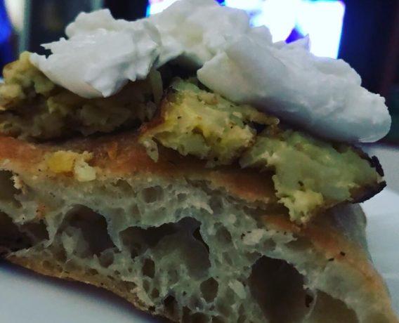 ricetta farina petra, pizza in teglia, scuola di cucina Masterchef Martinelli