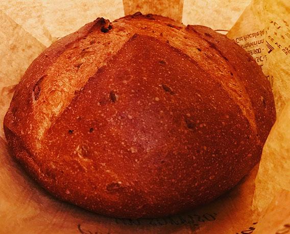 ricetta farina Petra, pagnotta integrale, ricetta scuola di cucina è cucina di Verona, iniziativa #alezionedifarina