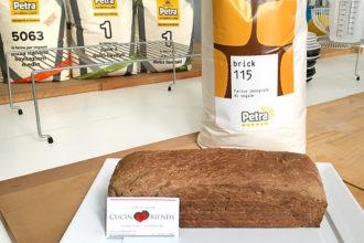 ricetta farina petra: pane di segale, ricetta di marca della scuola di cucina Cucina & Friends di Milano per iniziativa #alezionedifarina