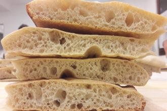 ricette farina Petra: pizza bianca, ricetta della scuola di cucina Wellness Gourmet di Bologna, #alezionedifarina