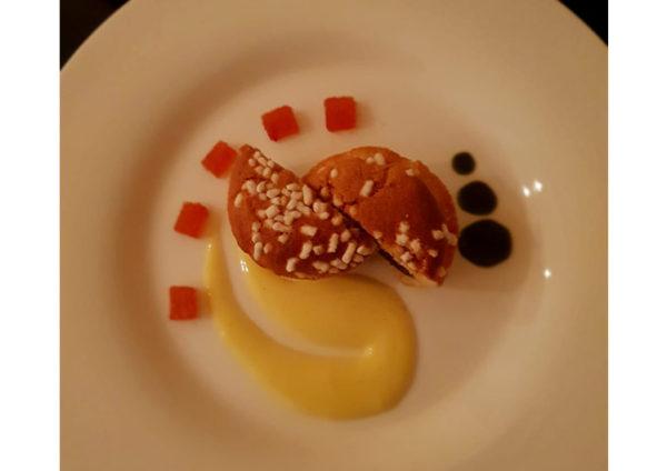 ricette farina Petra, tortino dolce incanto, ricetta della scuola di cucina Nuara di Trapani, #alezionedifarina