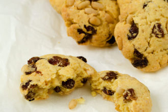biscotti zaleti, ricetta della scuola di cucina Primi e Secondi di Piombino Dese (PD), ricette tradizione Veneto