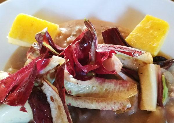 passata di fagioli, ricetta della scuola di cucina Peccati di Gola di Castelfranco Veneto (TV), ricette tradizione Veneto