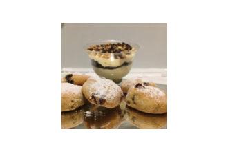zaeti e zabaione, ricetta della scuola di cucina Peccati di Gola di Venezia, ricetta tradizione Veneto