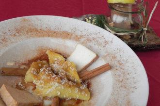 Cjarsòns, piatto tipico Friuli Venezia Giulia, 9 giugno 2019 a Sutro